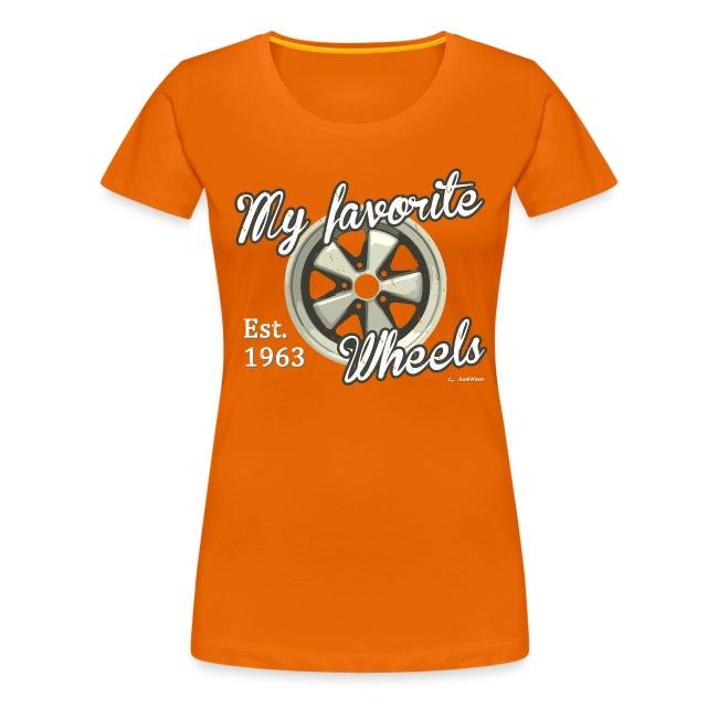 My favorite wheels