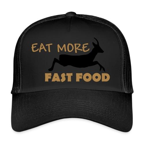 Schürze Fast Food - Trucker Cap