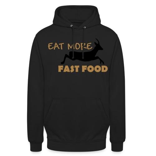 Schürze Fast Food - Unisex Hoodie