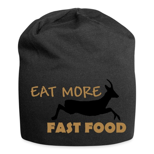 Schürze Fast Food - Jersey-Beanie