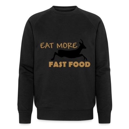 Schürze Fast Food - Männer Bio-Sweatshirt von Stanley & Stella