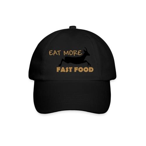 Schürze Fast Food - Baseballkappe