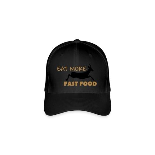 Schürze Fast Food - Flexfit Baseballkappe