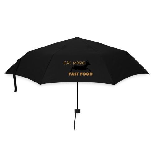 Schürze Fast Food - Regenschirm (klein)