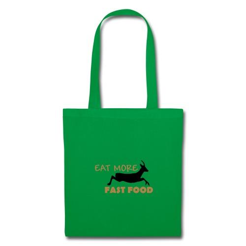 Schürze Fast Food - Stoffbeutel