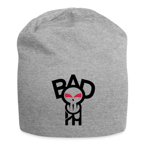 BadheaD Men white/red - Jersey-Beanie