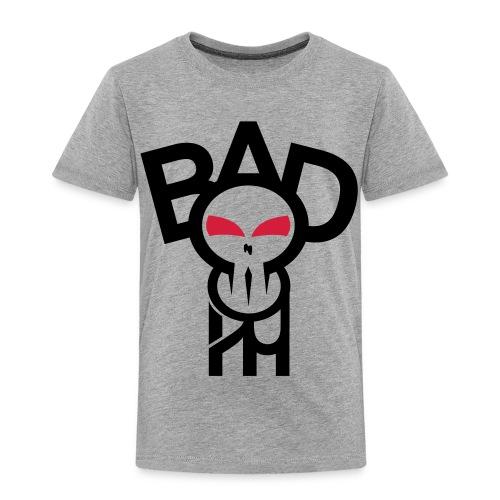 BadheaD Men white/red - Kinder Premium T-Shirt