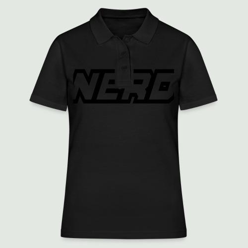 nerd - Women's Polo Shirt
