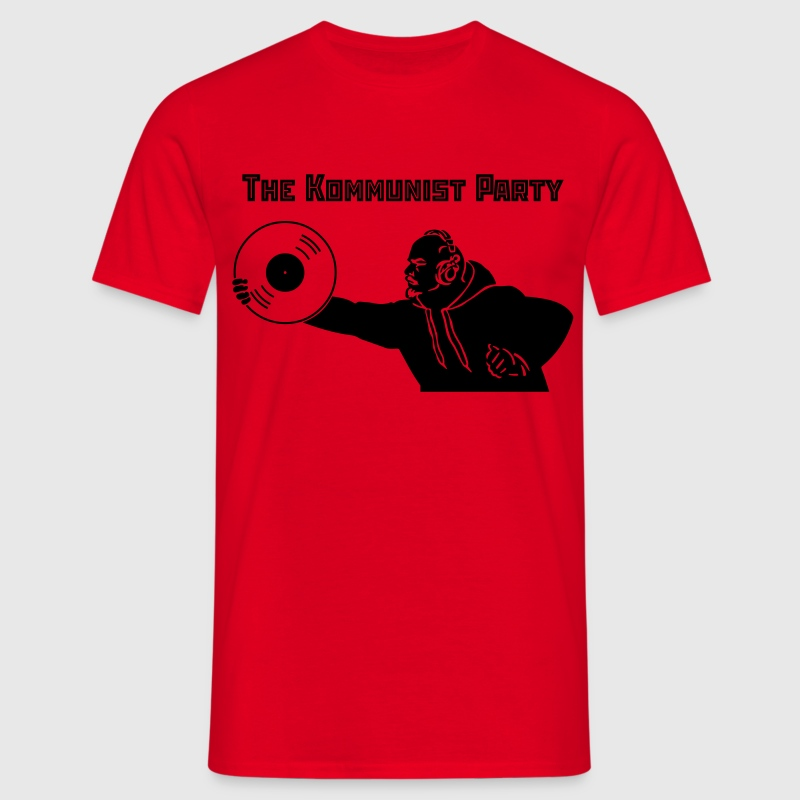 Communist party T-Shirts - Männer T-Shirt