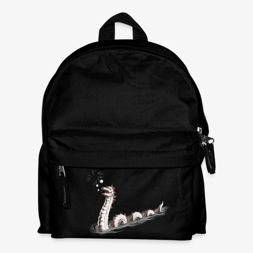 Loch Ness Monster  - Kids' Backpack