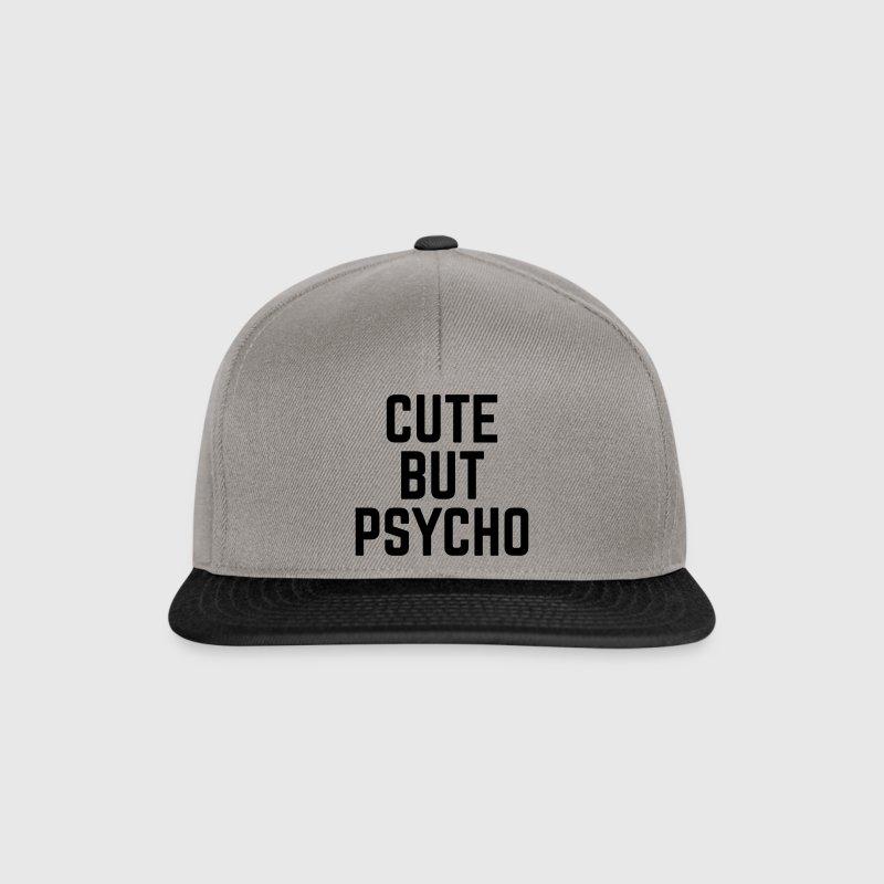 Cute But Psycho Caps & Mützen - Snapback Cap