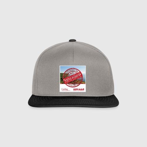Mens Sweatshirt  - 100% dk venlighed - Snapback Cap