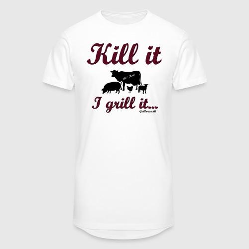 Kill it I grill it - Herre Urban Longshirt