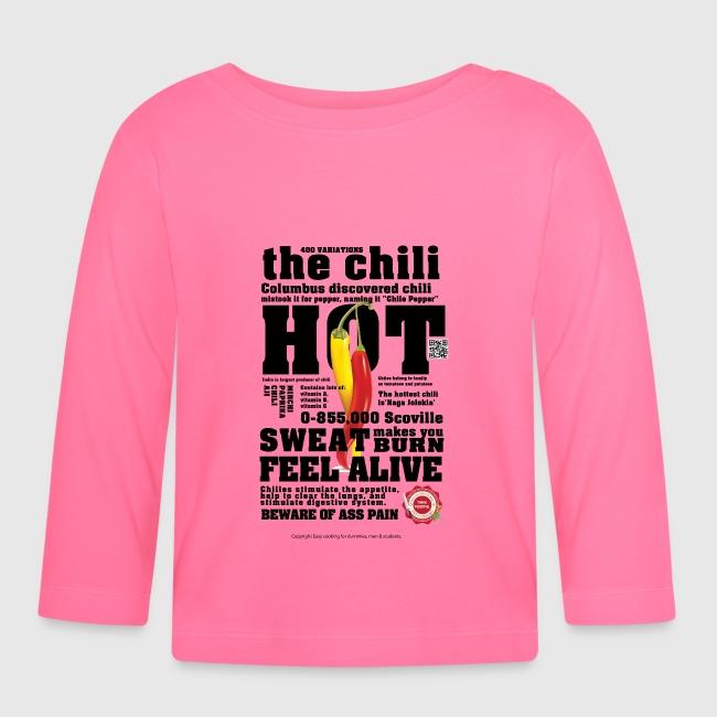 The chili - Hot