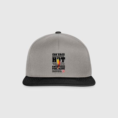 The chili - Hot - Snapback Cap