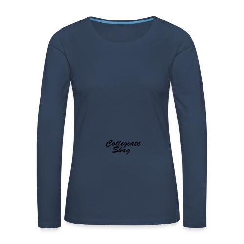 Balboa – Basecap - Frauen Premium Langarmshirt