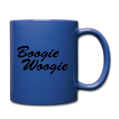 Boogie Woogie – Basecap - Tasse einfarbig