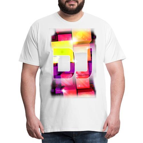 T SHIRT OFFICIAL DJ by Florian VIRIOT - T-shirt Premium Homme