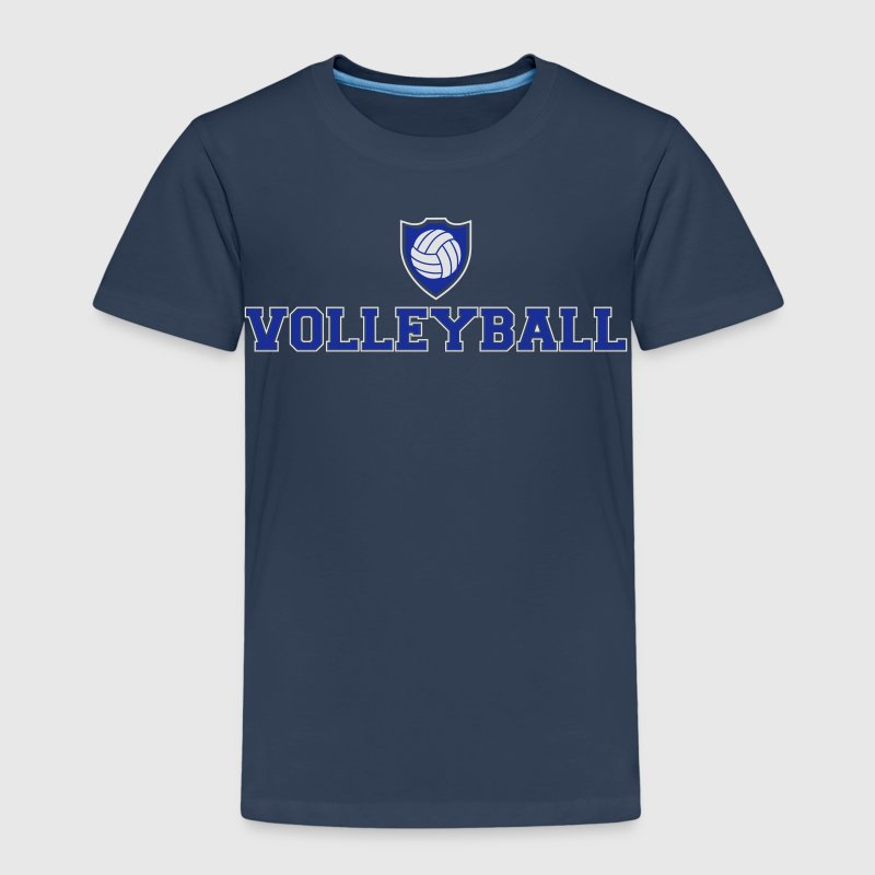 Volleyball Ecusson Tee shirts - T-shirt Premium Enfant