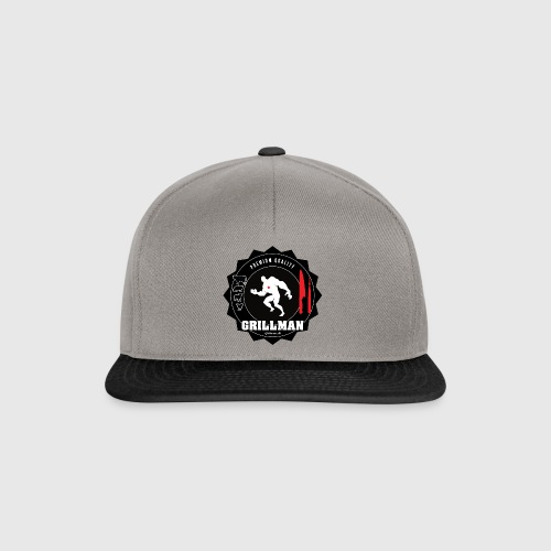 Grillman - The hero - Snapback Cap