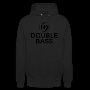 Kontrabass T-Shirt Double Bass Gold - Unisex Hoodie
