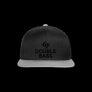 Kontrabass T-Shirt Double Bass Gold - Snapback Cap