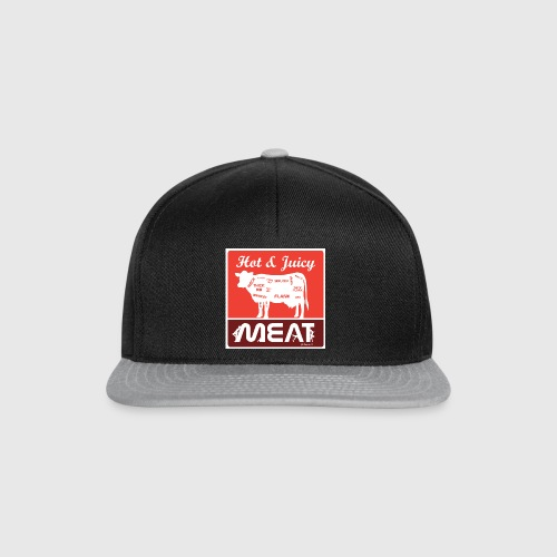 Hot & juicy Meat - Snapback Cap