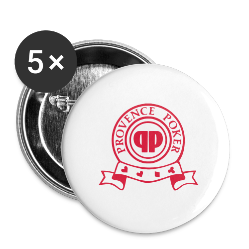 Tablier de cuisine - Badge moyen 32 mm