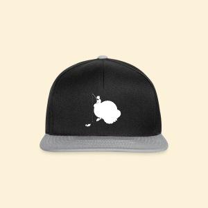 Planet Angeln_w - Snapback Cap