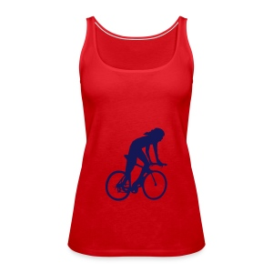 cycling woman Hoodies & Sweatshirts - Women's Premium Tank Top