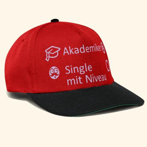 Akademiker, Lady - Snapback Cap