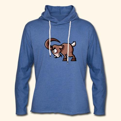 Goats-Are-Great - Leichtes Kapuzensweatshirt Unisex