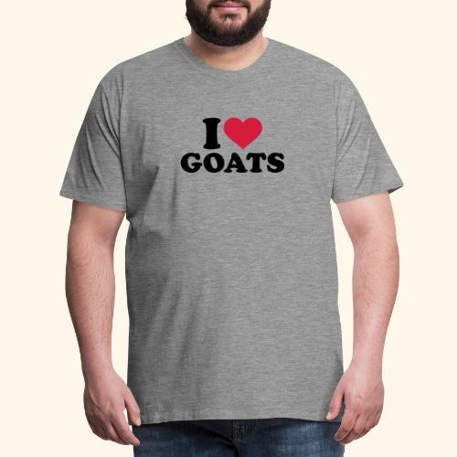 +-!@#A$%^&*() - Männer Premium T-Shirt