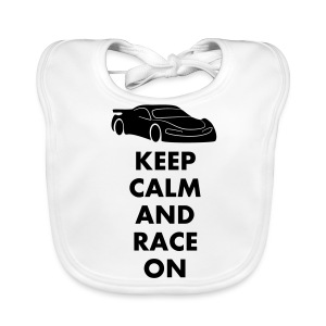 keep calm and race on