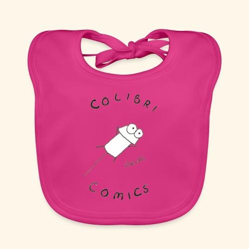 Colibri Comics - Gecko - Baby Bio-Lätzchen