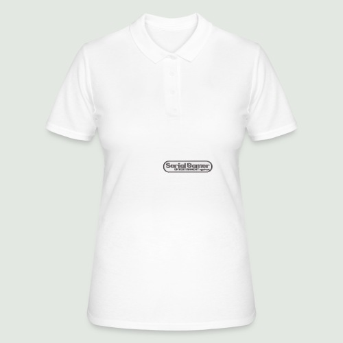 Mug Serial Gamer - Women's Polo Shirt
