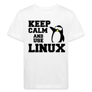 Camiseta Linuxeros FAQ - Camiseta ecológica niño