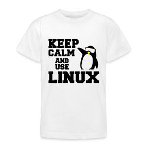 Camiseta Linuxeros FAQ - Camiseta adolescente