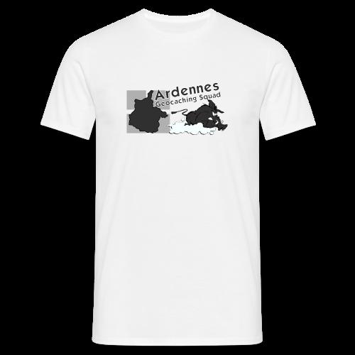 Casquette N&B Ardennes Géocaching Squad - T-shirt Homme