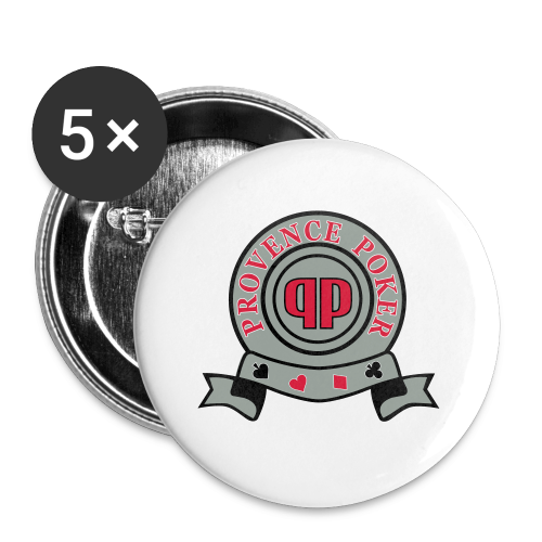 Tapis de souris - Badge petit 25 mm