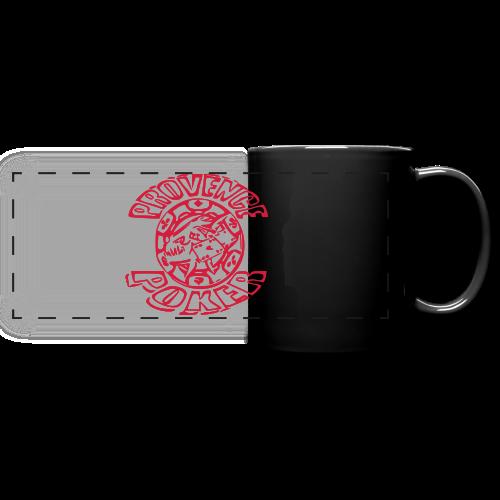 Tapis de souris - Mug panoramique uni