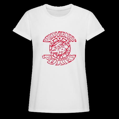 Tapis de souris - T-shirt oversize Femme