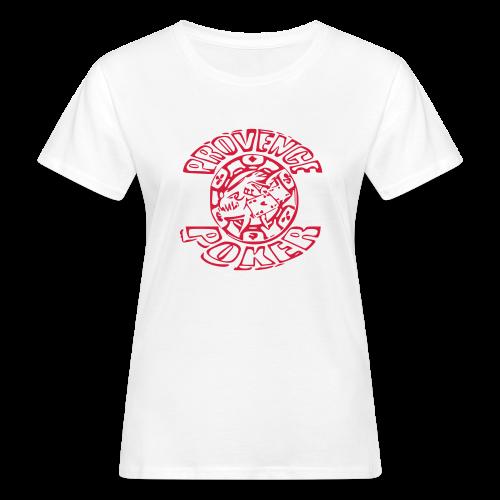 Tapis de souris - T-shirt bio Femme