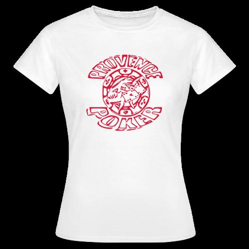 Tapis de souris - T-shirt Femme
