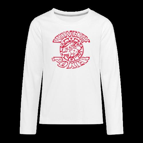Tapis de souris - T-shirt manches longues Premium Ado
