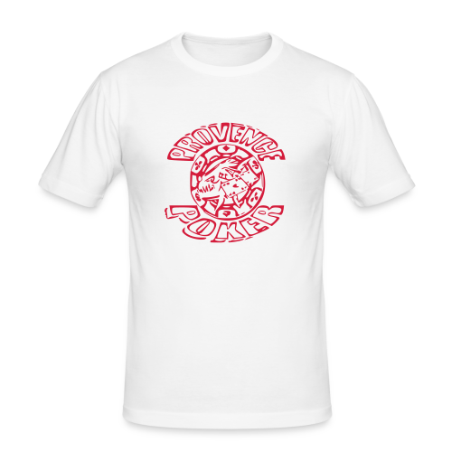 Tapis de souris - T-shirt près du corps Homme