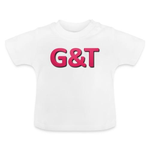 Spilla G&T (5 pack) - Maglietta per neonato