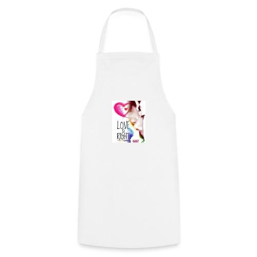 Tazza G&T Love is right - Grembiule da cucina