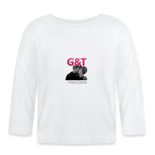 sottobicchieri G&T - Maglietta a manica lunga per bambini