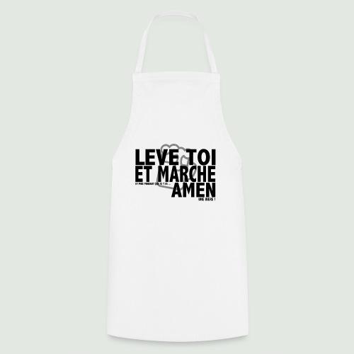 Amen grey - Tablier de cuisine